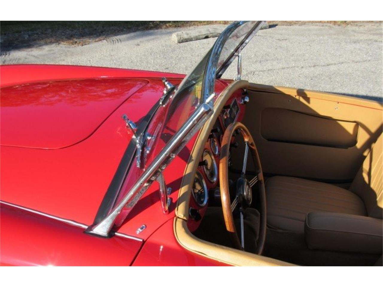 Large Picture of Classic '57 MG MGA located in Florida Auction Vehicle - PH10