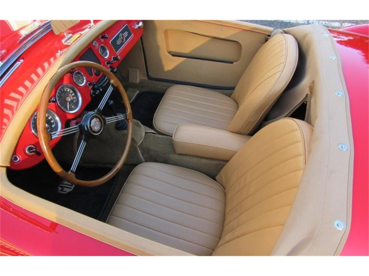 Large Picture of Classic '57 MGA Auction Vehicle - PH10