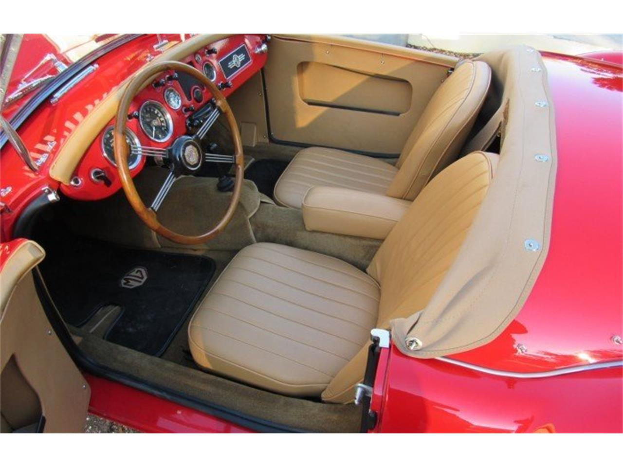 Large Picture of Classic 1957 MG MGA located in Florida - PH10