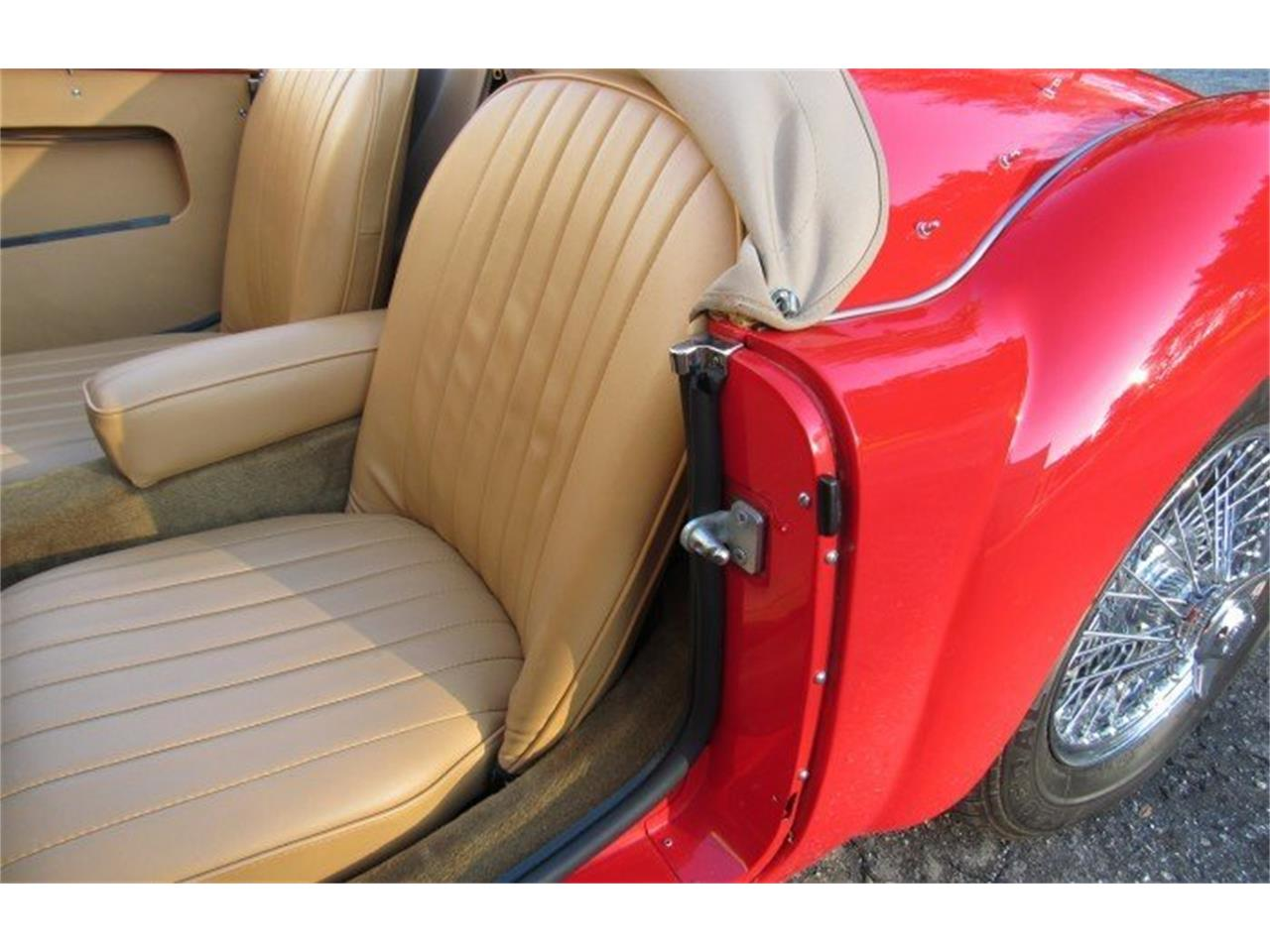 Large Picture of Classic '57 MG MGA - PH10