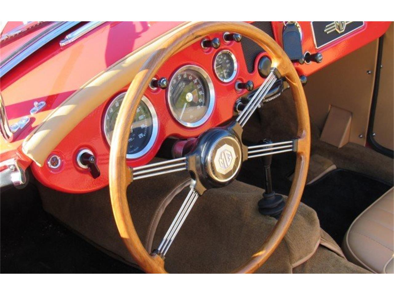 Large Picture of 1957 MGA located in Florida - PH10
