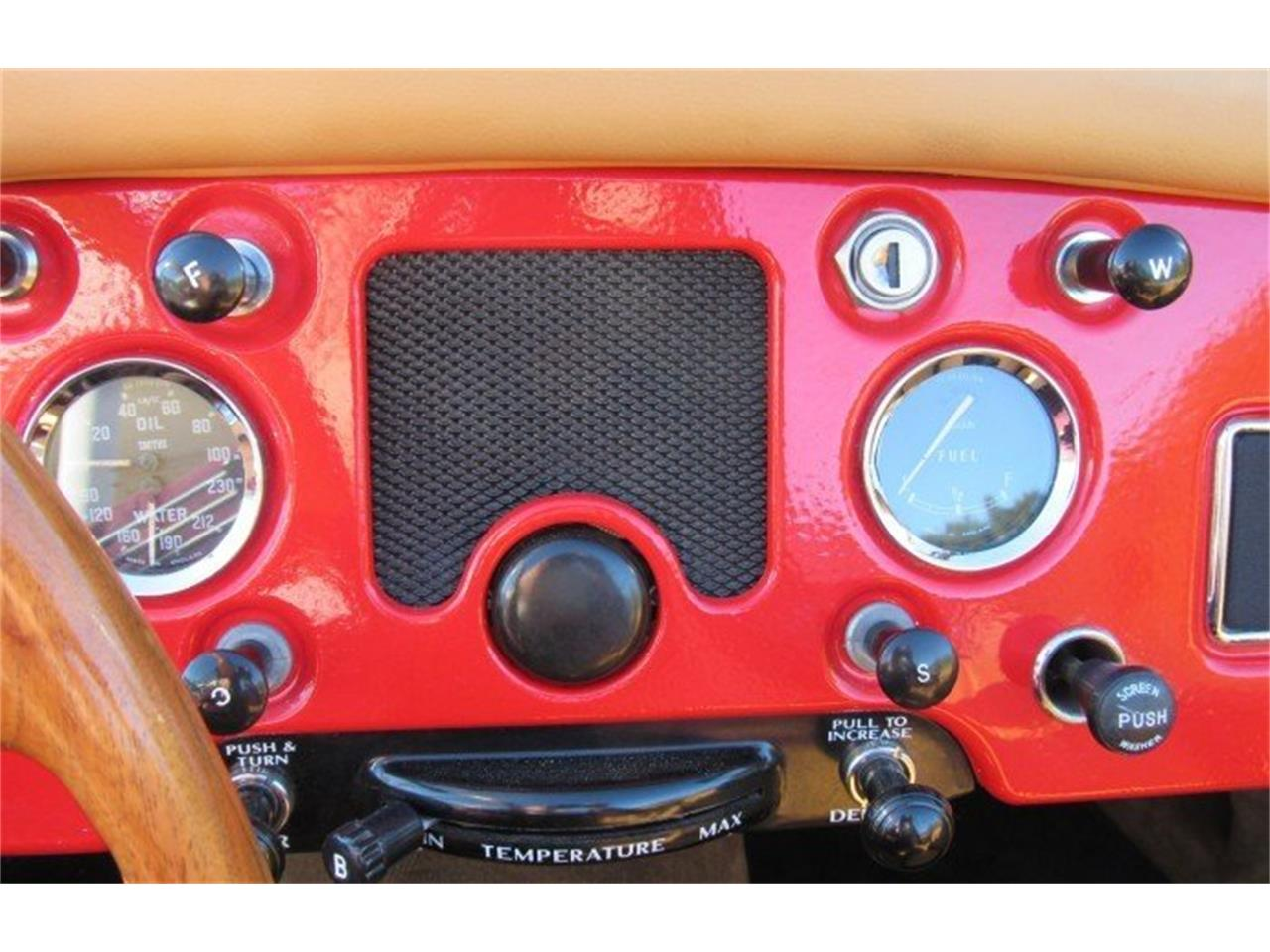 Large Picture of Classic 1957 MGA located in Punta Gorda Florida Auction Vehicle - PH10
