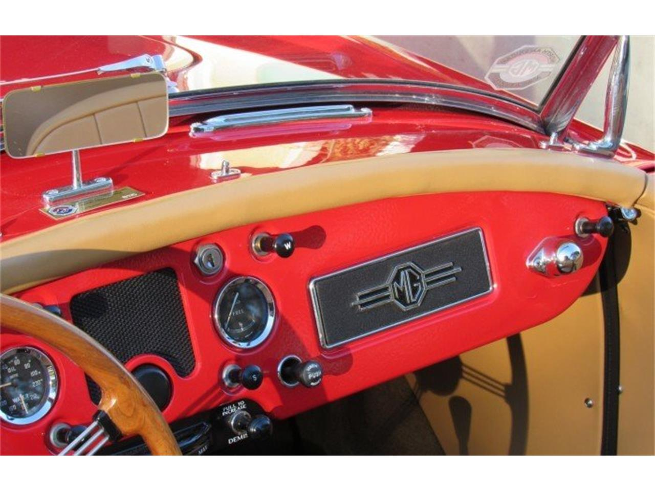 Large Picture of '57 MGA Offered by Premier Auction Group - PH10