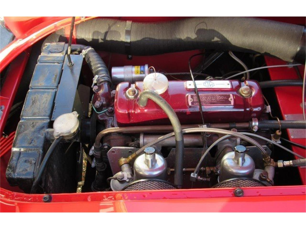 Large Picture of 1957 MGA located in Florida Auction Vehicle Offered by Premier Auction Group - PH10