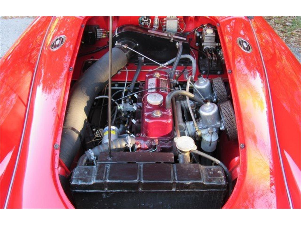 Large Picture of 1957 MG MGA located in Punta Gorda Florida - PH10