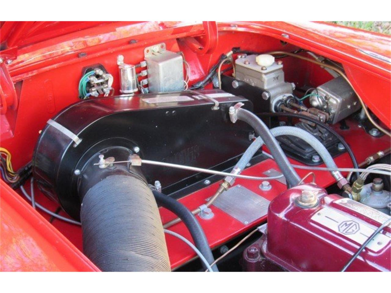 Large Picture of Classic 1957 MG MGA - PH10