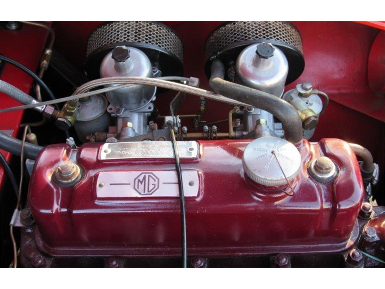 Large Picture of Classic 1957 MGA located in Punta Gorda Florida - PH10