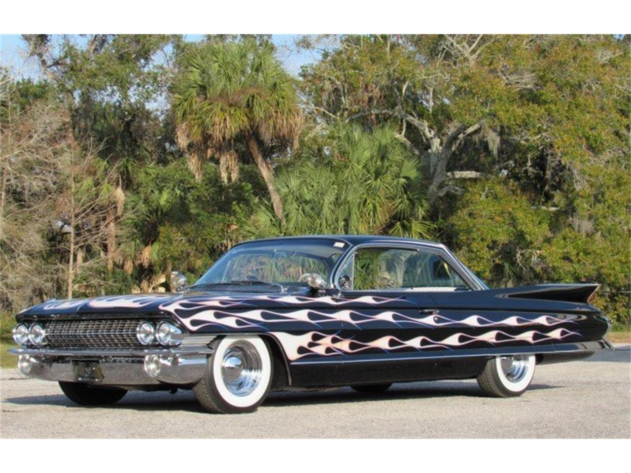 Large Picture of 1961 Cadillac Series 62 located in Punta Gorda Florida Offered by Premier Auction Group - PH11