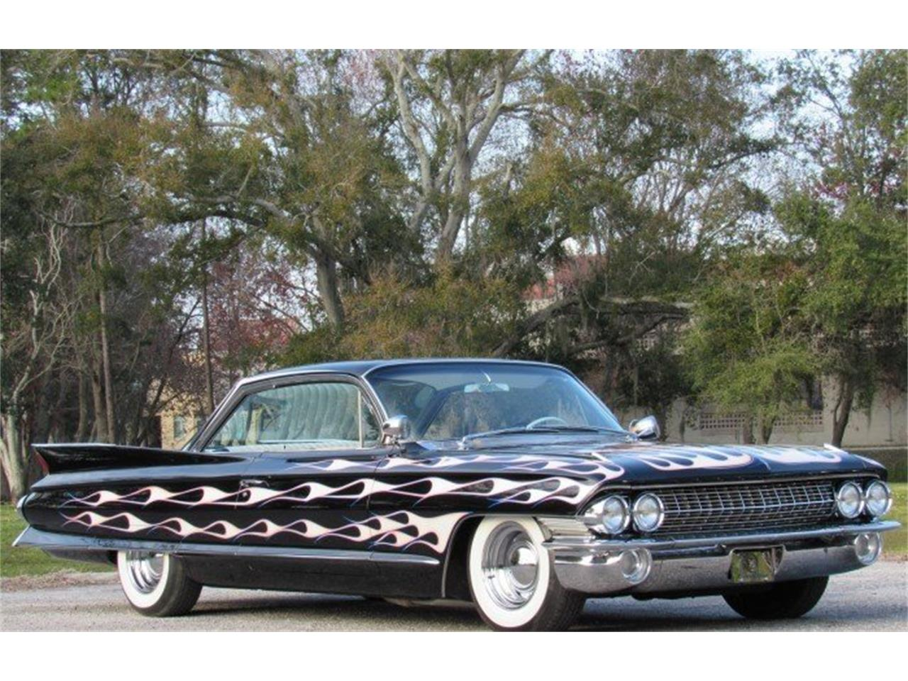 Large Picture of Classic 1961 Cadillac Series 62 located in Florida Auction Vehicle - PH11