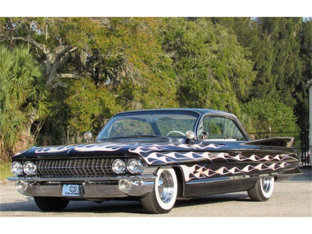 Large Picture of Classic 1961 Cadillac Series 62 Auction Vehicle - PH11