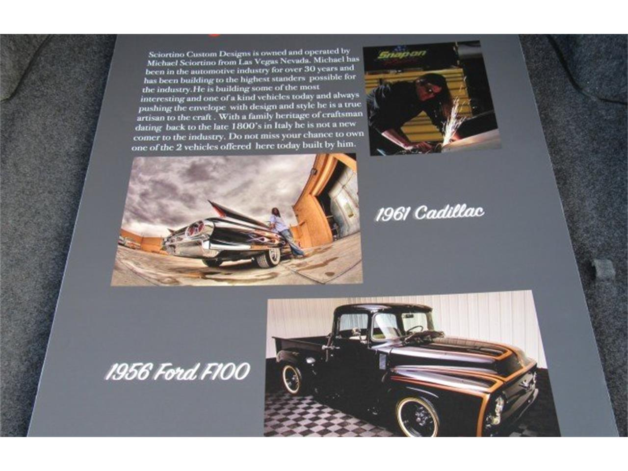 Large Picture of '61 Cadillac Series 62 located in Punta Gorda Florida - PH11