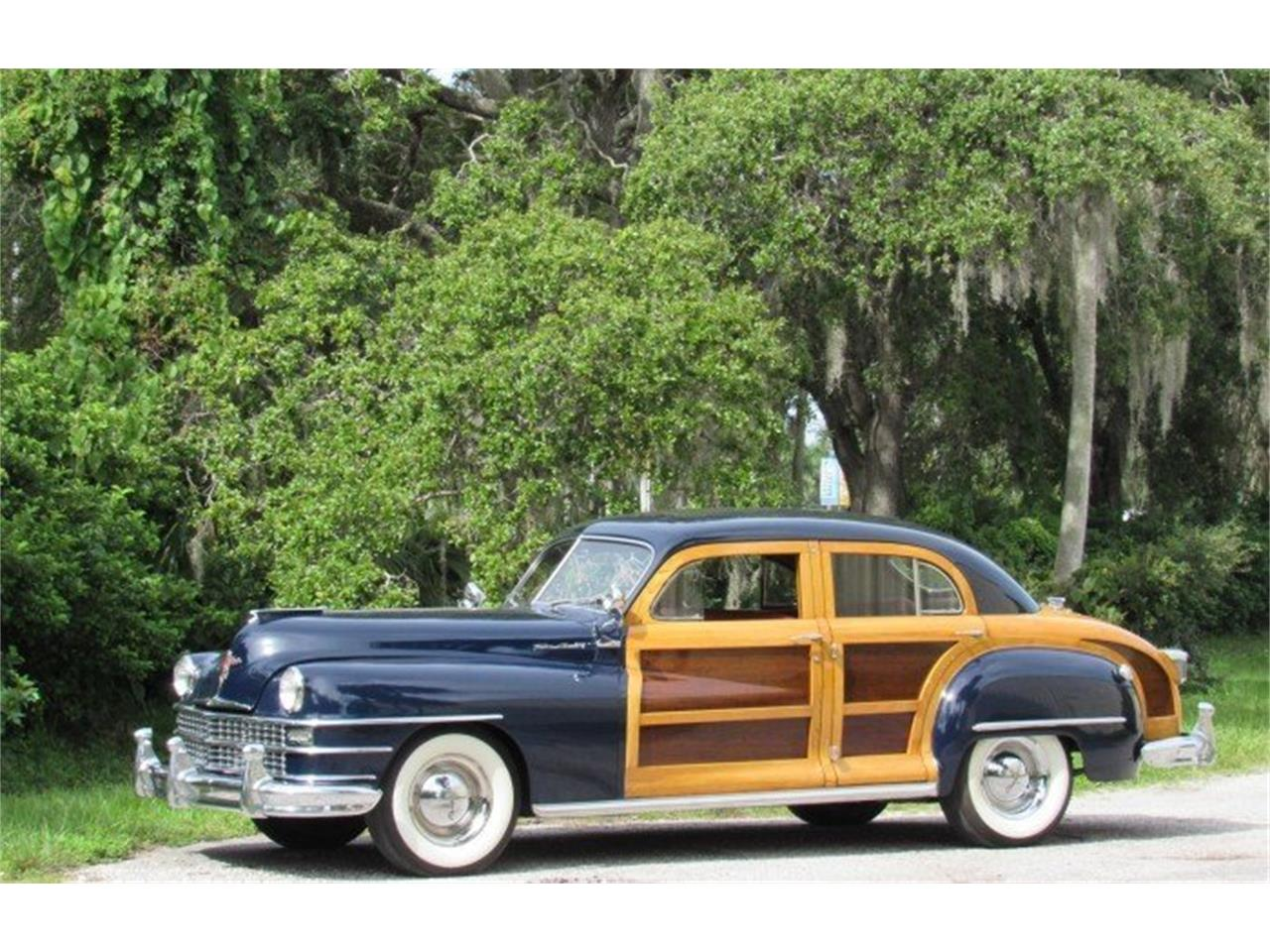 Large Picture of Classic '48 Town & Country located in Florida Auction Vehicle - PH12