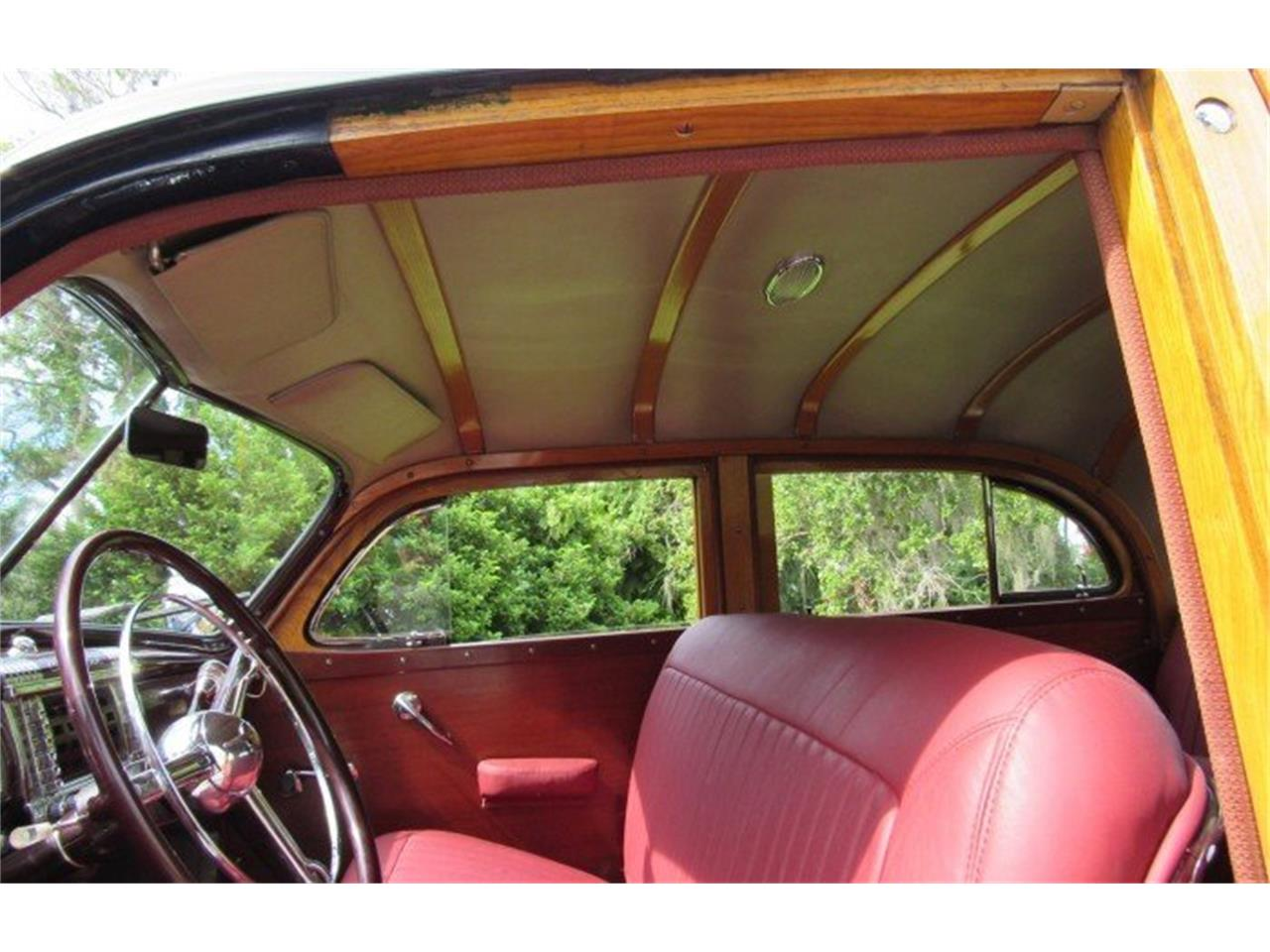 Large Picture of '48 Chrysler Town & Country Auction Vehicle Offered by Premier Auction Group - PH12