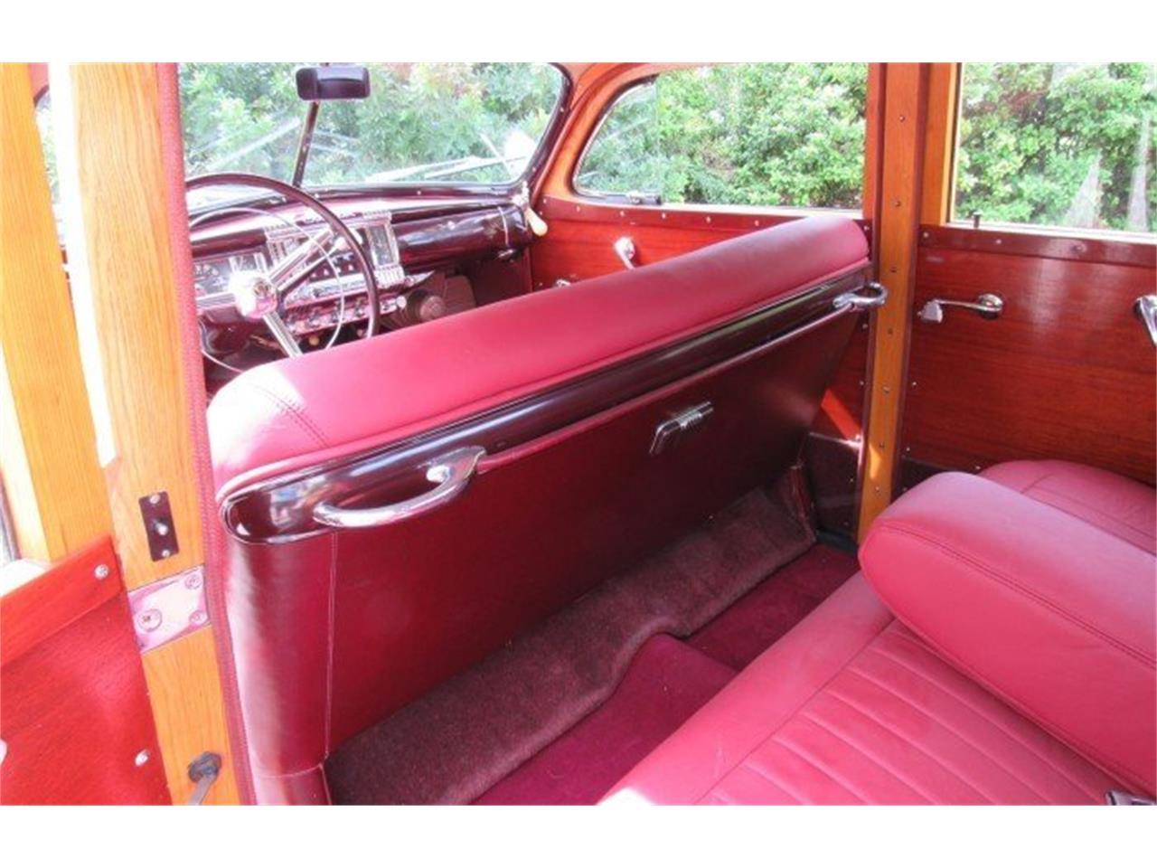 Large Picture of Classic '48 Chrysler Town & Country Auction Vehicle Offered by Premier Auction Group - PH12