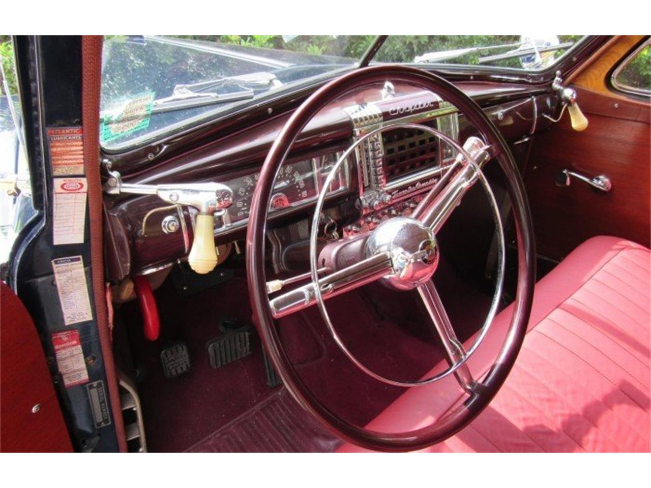 Large Picture of '48 Chrysler Town & Country located in Florida Auction Vehicle - PH12