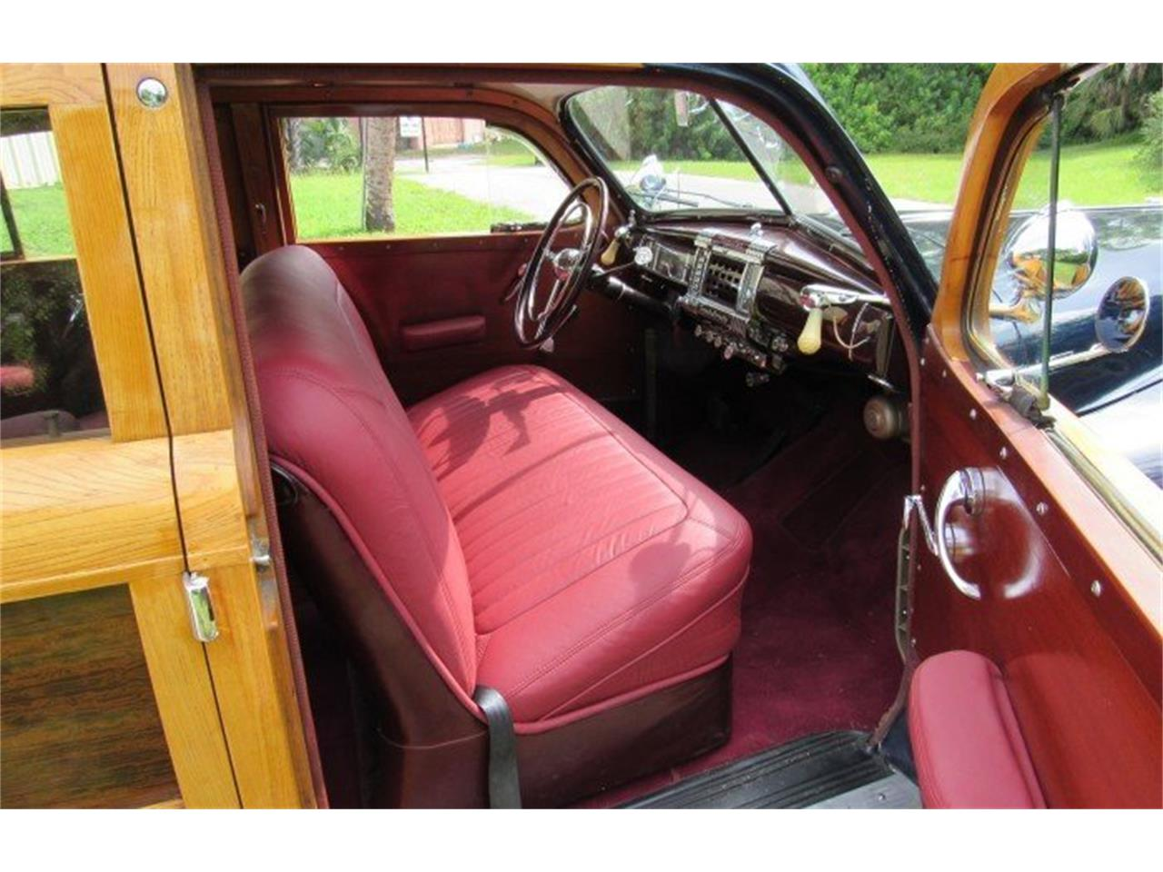 Large Picture of 1948 Chrysler Town & Country Auction Vehicle Offered by Premier Auction Group - PH12