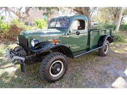Picture of 1949 Dodge Power Wagon Auction Vehicle Offered by Premier Auction Group - PH13