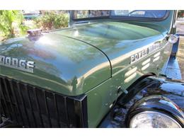 Picture of Classic '49 Dodge Power Wagon located in Punta Gorda Florida Auction Vehicle Offered by Premier Auction Group - PH13