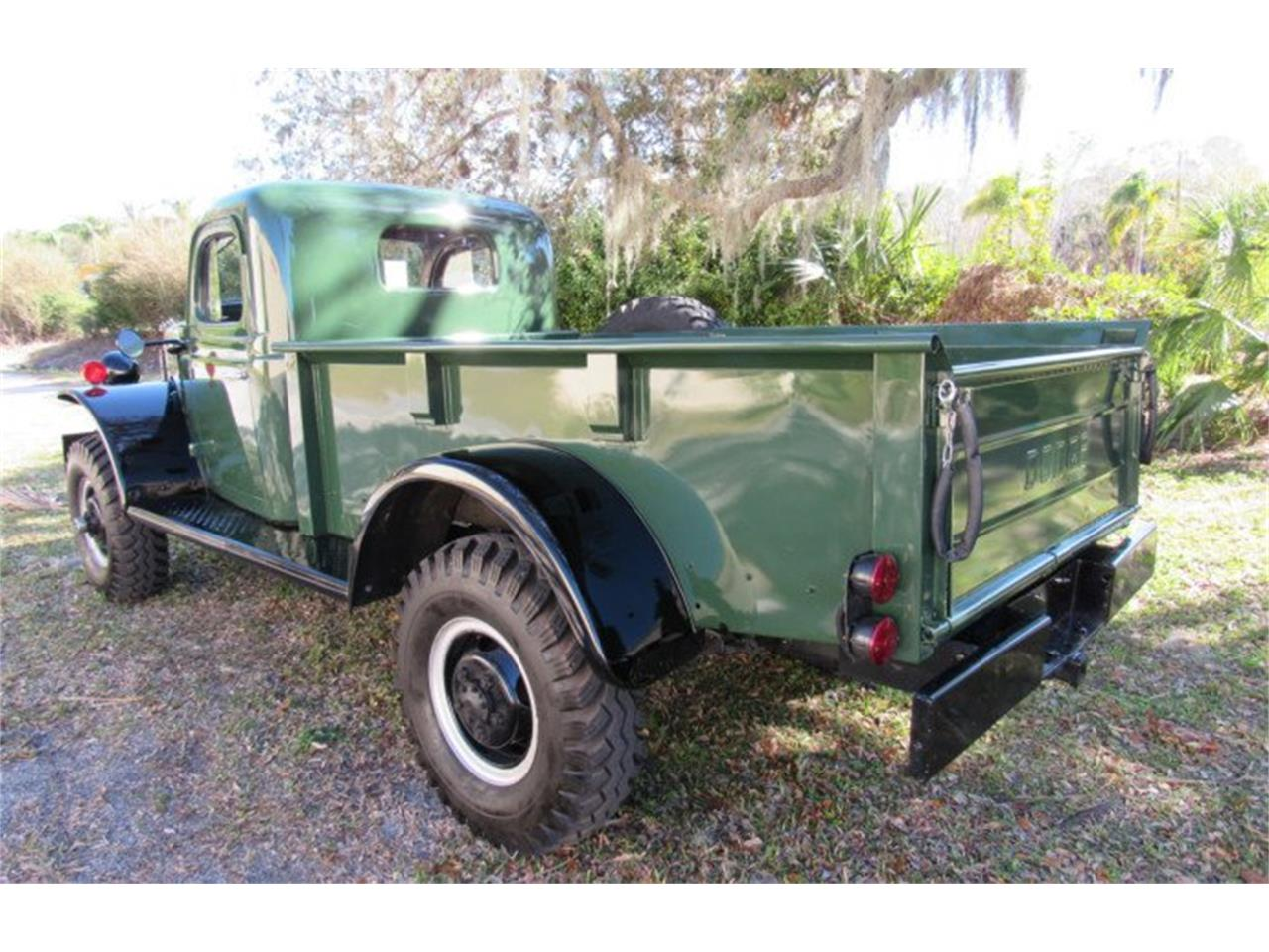 Large Picture of Classic 1949 Dodge Power Wagon located in Punta Gorda Florida Auction Vehicle - PH13