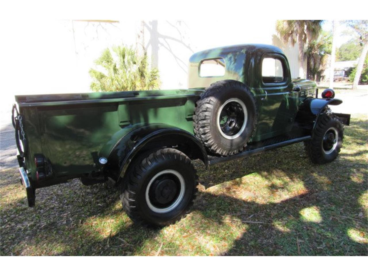 Large Picture of 1949 Dodge Power Wagon Auction Vehicle Offered by Premier Auction Group - PH13