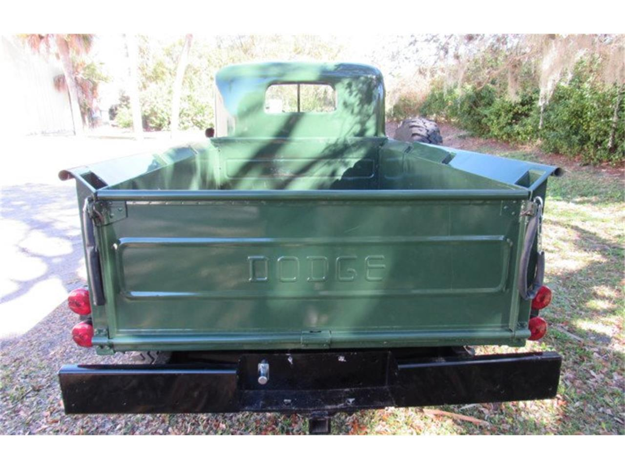 Large Picture of Classic 1949 Dodge Power Wagon located in Florida Auction Vehicle - PH13