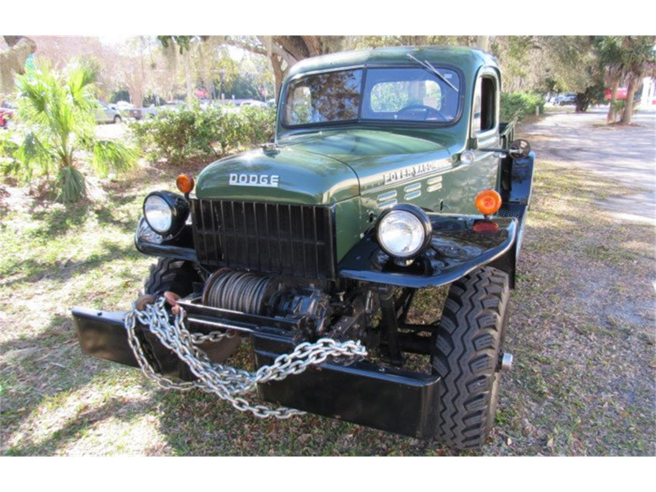 Large Picture of Classic 1949 Power Wagon located in Florida Auction Vehicle - PH13