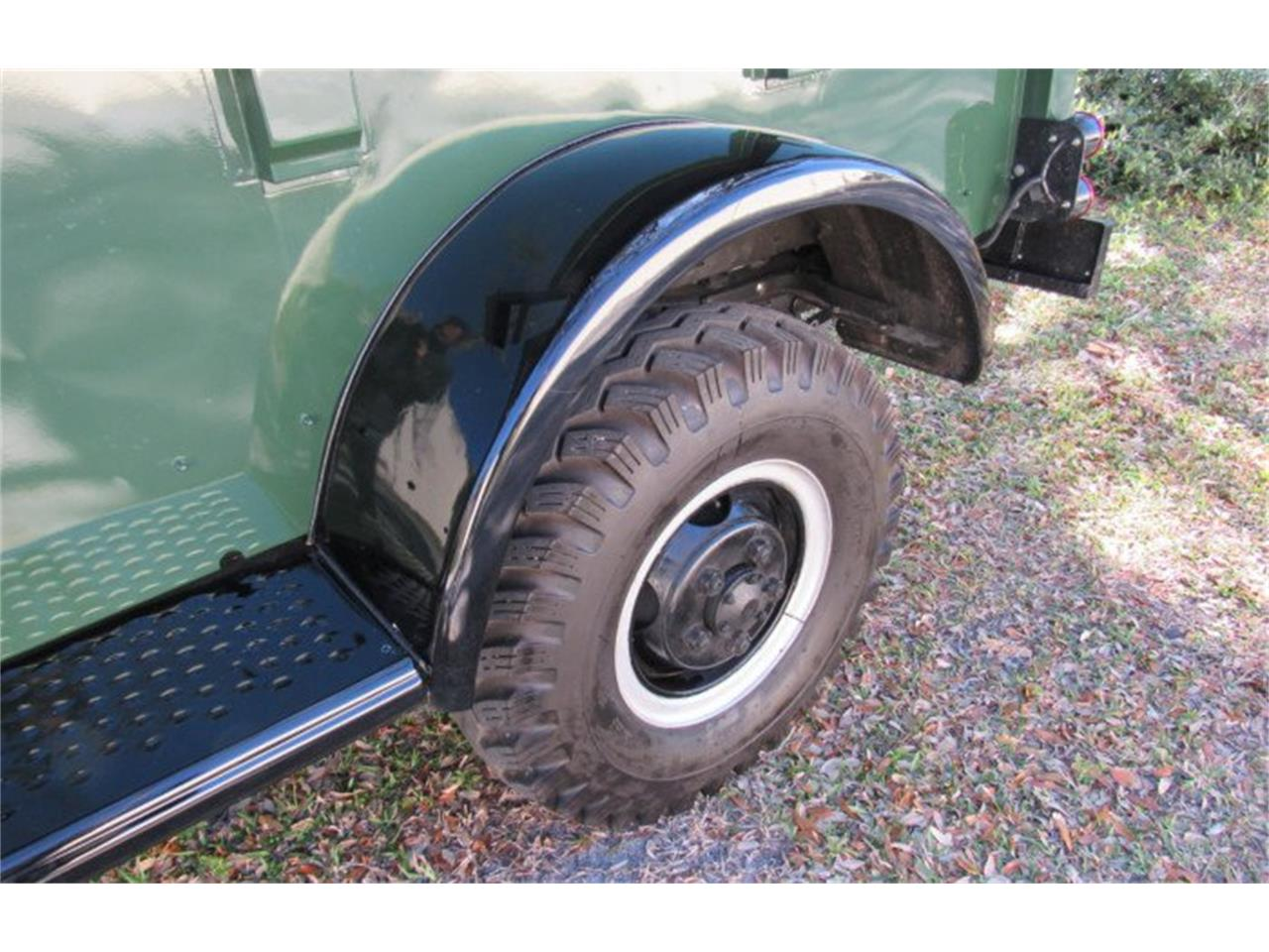 Large Picture of '49 Dodge Power Wagon located in Florida Auction Vehicle - PH13