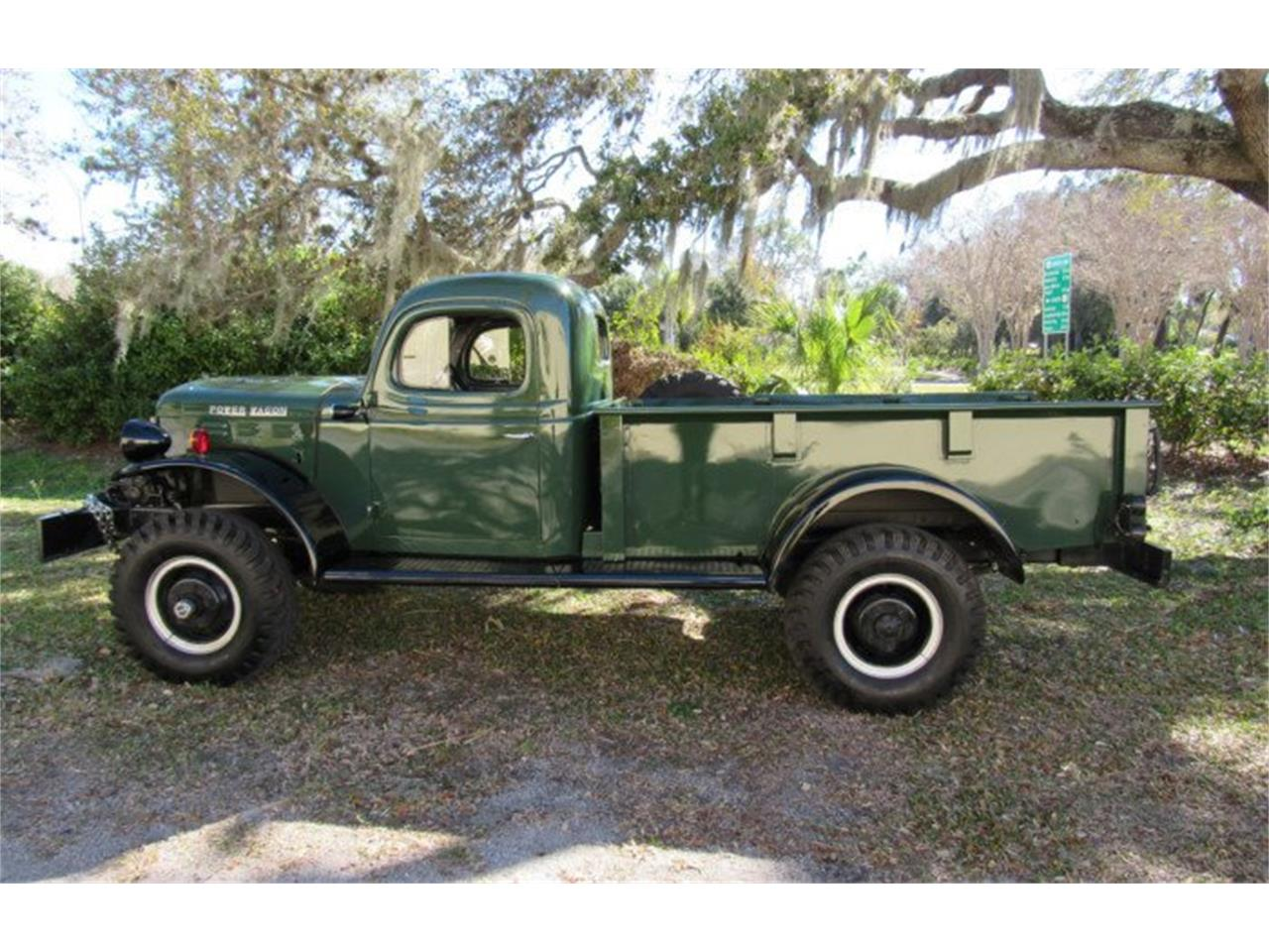 Large Picture of '49 Dodge Power Wagon located in Punta Gorda Florida Auction Vehicle - PH13