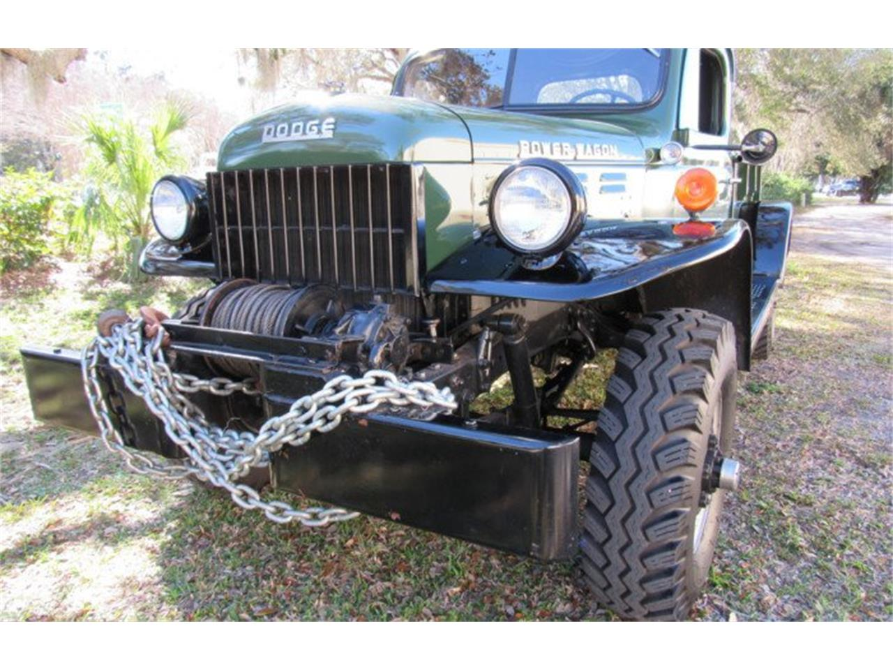 Large Picture of 1949 Power Wagon - PH13