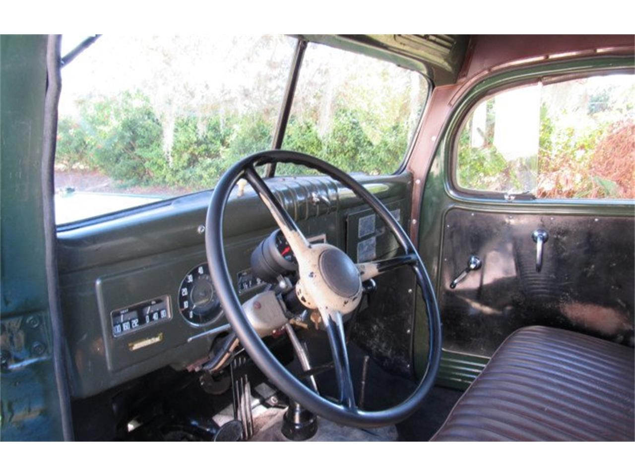 Large Picture of '49 Power Wagon located in Punta Gorda Florida Offered by Premier Auction Group - PH13