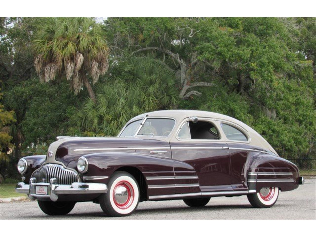 Large Picture of Classic '42 Buick Century Auction Vehicle - PH14