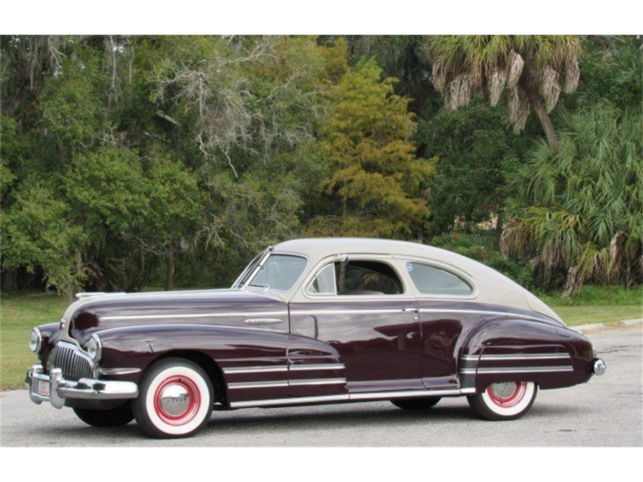 Large Picture of Classic 1942 Buick Century located in Florida Offered by Premier Auction Group - PH14