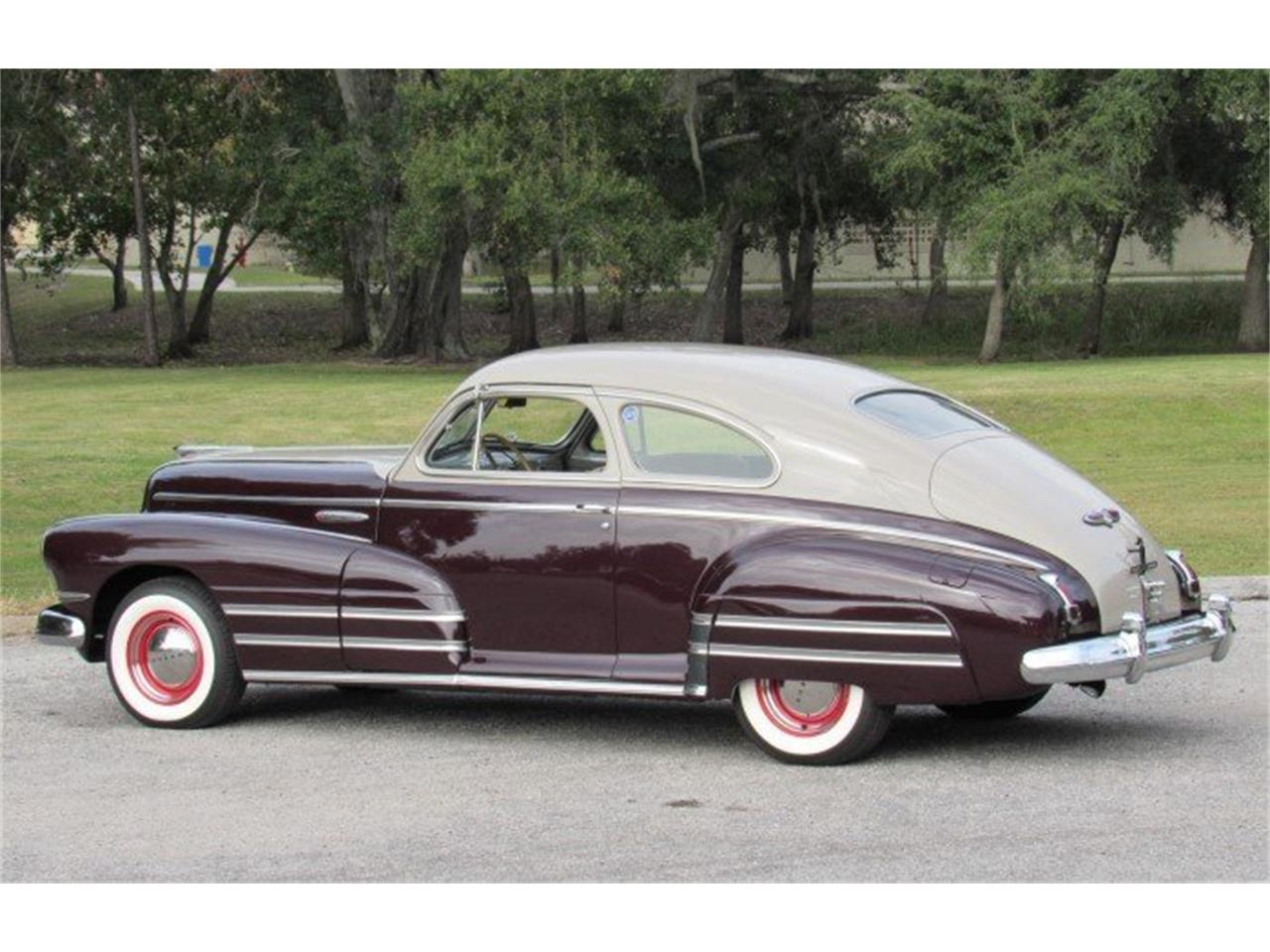 Large Picture of Classic 1942 Buick Century located in Florida Auction Vehicle - PH14