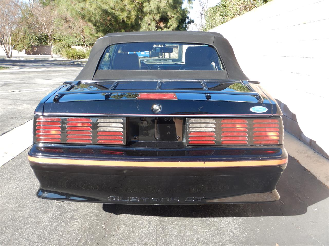 Large Picture of '89 Ford Mustang GT Offered by California Cadillac And Collectibles - PH15