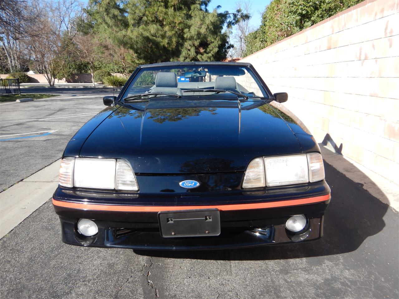 Large Picture of '89 Mustang GT - PH15