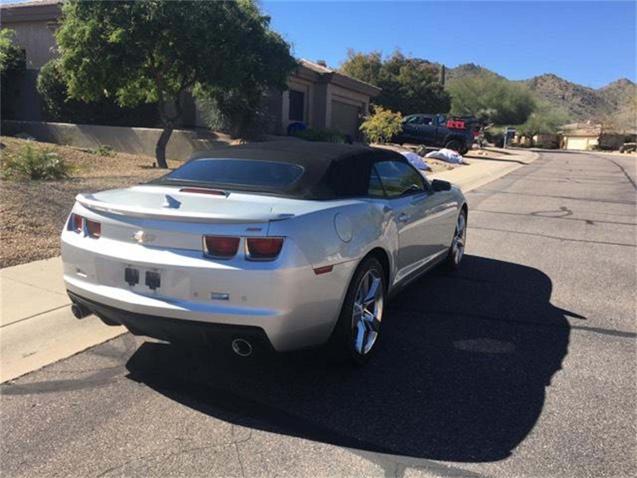 Large Picture of '11 Chevrolet Camaro SS located in Arizona - $22,000.00 Offered by a Private Seller - PH18