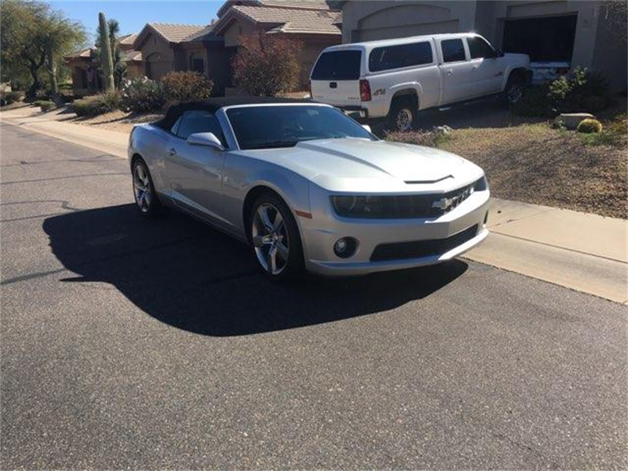 Large Picture of '11 Chevrolet Camaro SS located in Fountain Hills Arizona - $22,000.00 - PH18