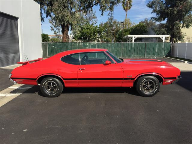 Picture of Classic '70 Oldsmobile 442 W-30 - PH1F