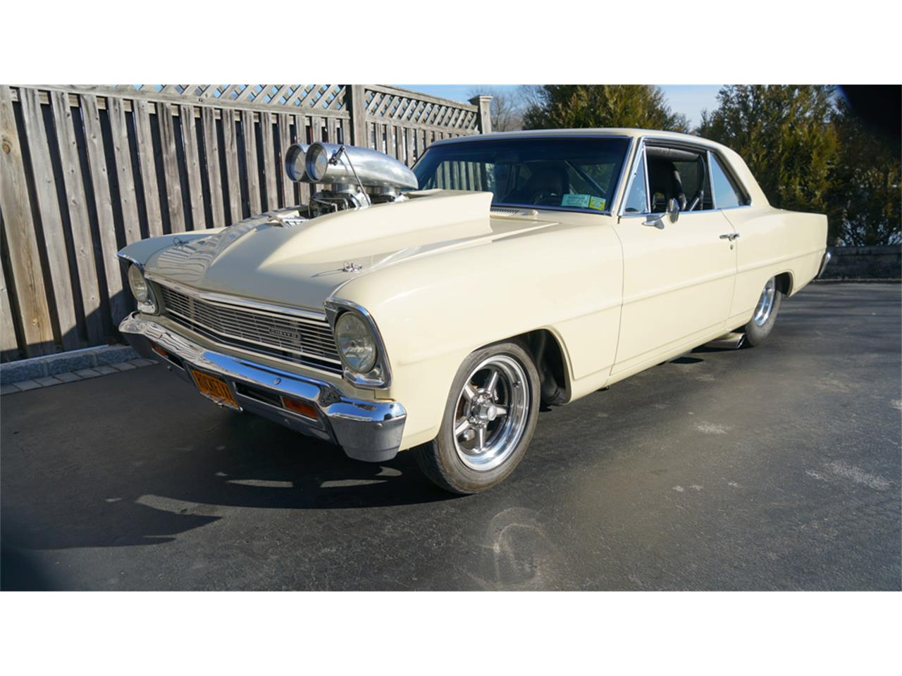 Large Picture of Classic '66 Chevrolet Chevy II Nova - $57,900.00 Offered by Fiore Motor Classics - PH1L