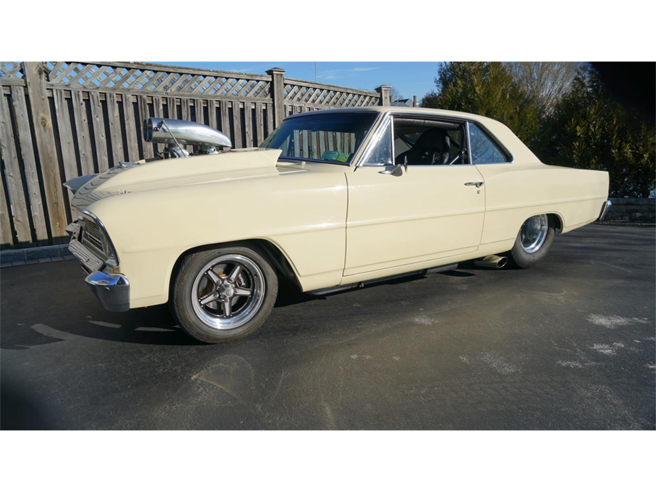 Large Picture of 1966 Chevrolet Chevy II Nova located in Old Bethpage  New York - PH1L