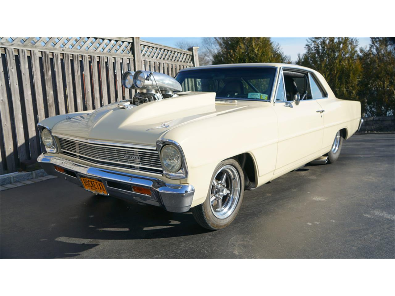 Large Picture of '66 Chevrolet Chevy II Nova - $57,900.00 - PH1L