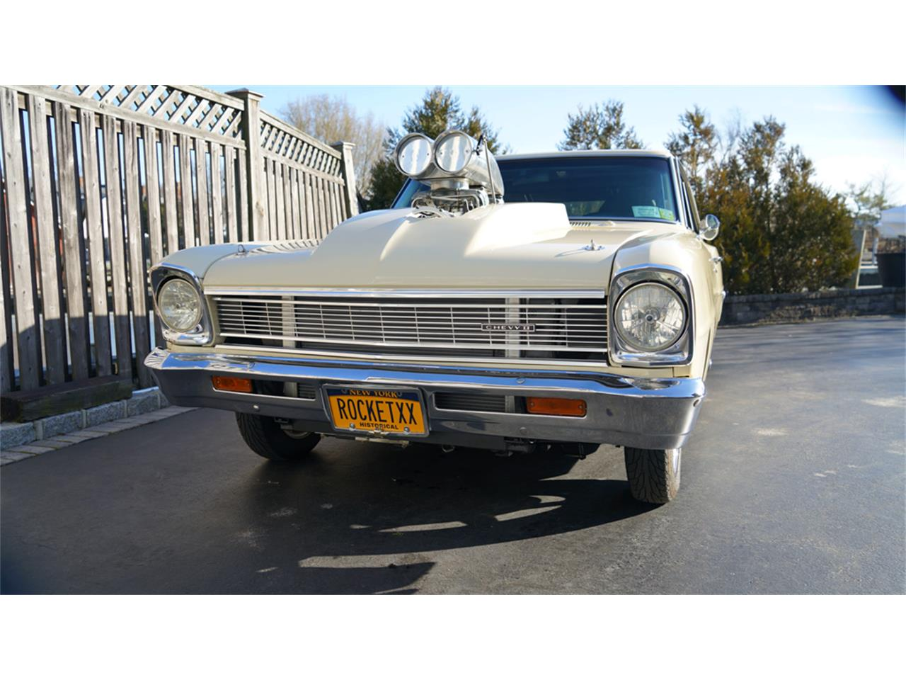 Large Picture of Classic '66 Chevy II Nova located in New York - $57,900.00 Offered by Fiore Motor Classics - PH1L