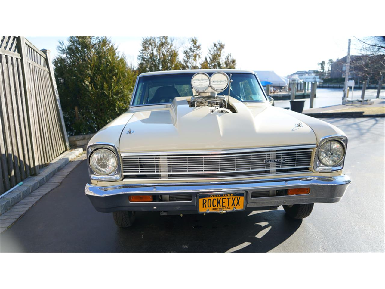 Large Picture of Classic 1966 Chevy II Nova located in New York - $57,900.00 Offered by Fiore Motor Classics - PH1L