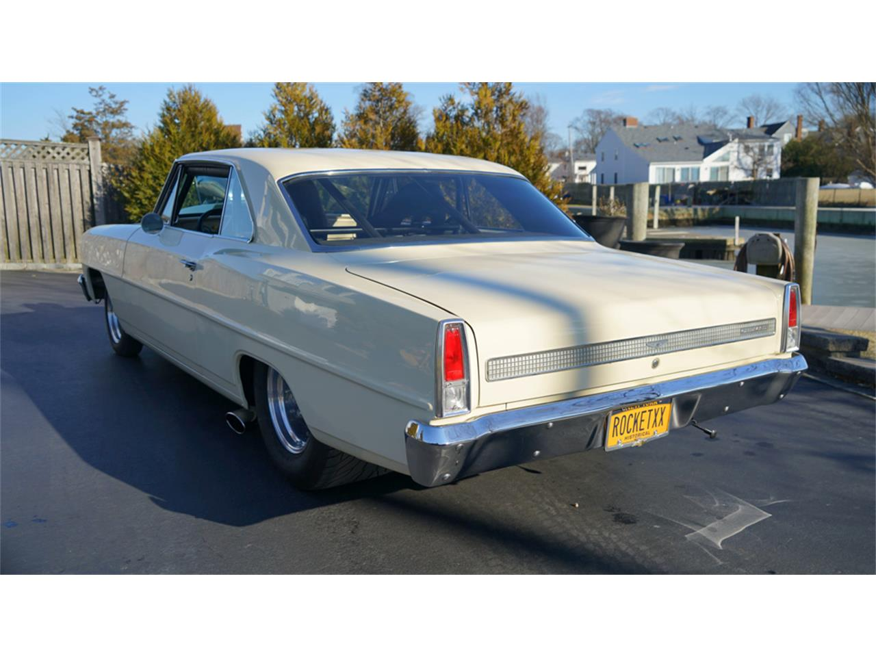 Large Picture of '66 Chevy II Nova located in Old Bethpage  New York - $57,900.00 Offered by Fiore Motor Classics - PH1L