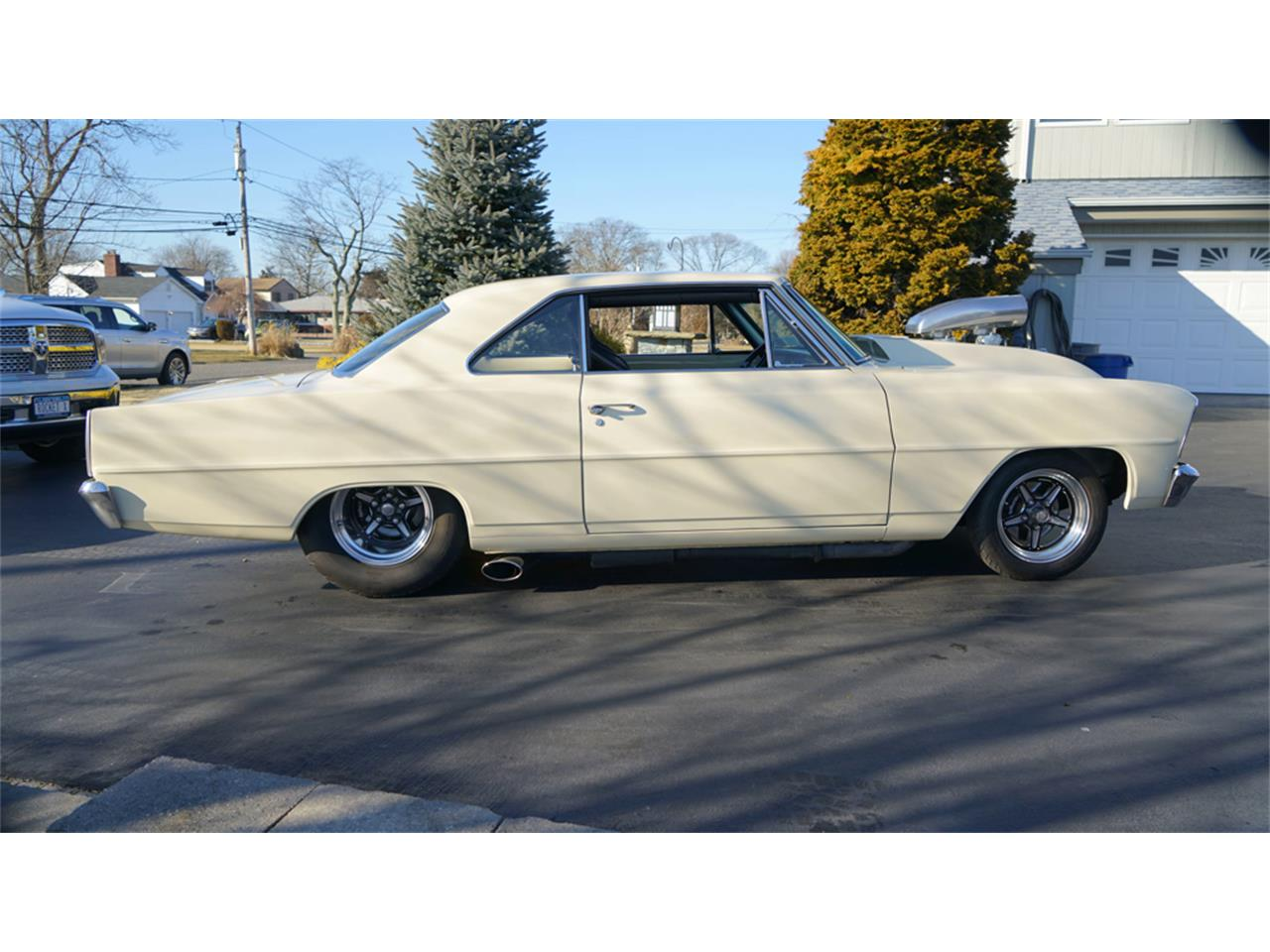 Large Picture of Classic '66 Chevy II Nova located in New York Offered by Fiore Motor Classics - PH1L