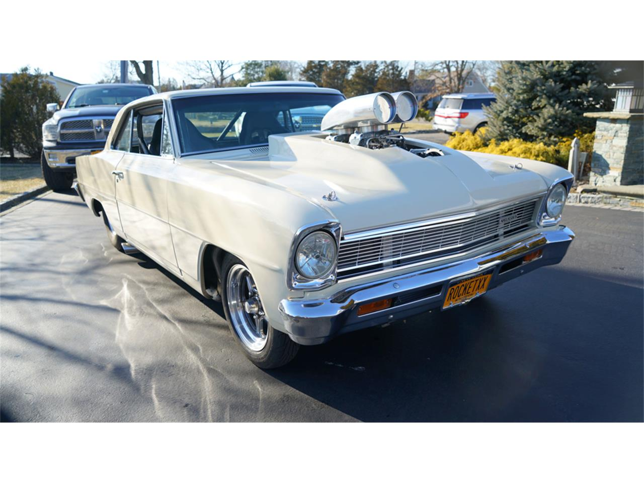 Large Picture of Classic '66 Chevy II Nova - $57,900.00 Offered by Fiore Motor Classics - PH1L