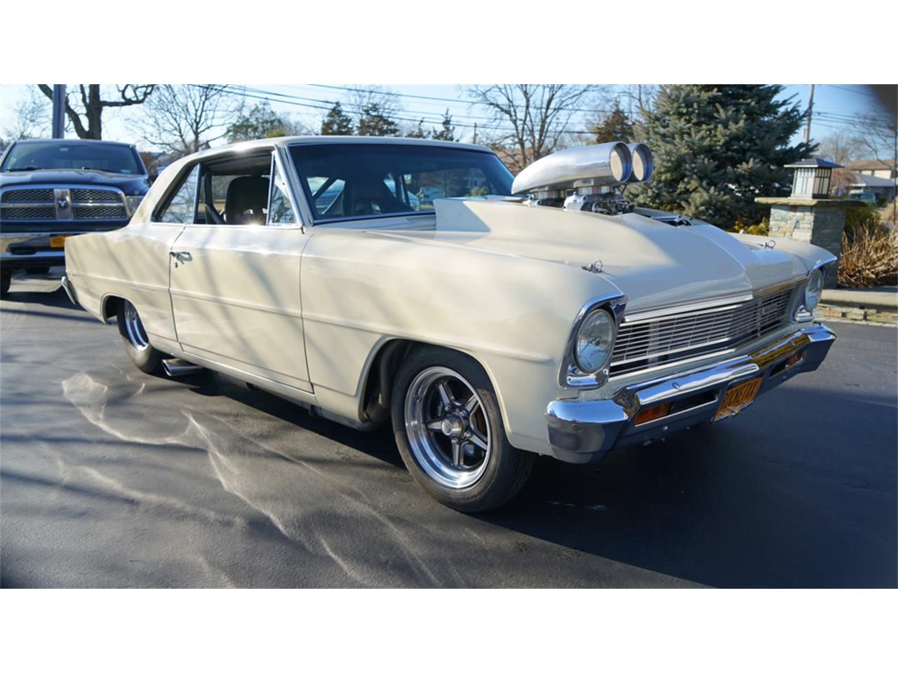 Large Picture of Classic 1966 Chevy II Nova located in Old Bethpage  New York - $57,900.00 Offered by Fiore Motor Classics - PH1L
