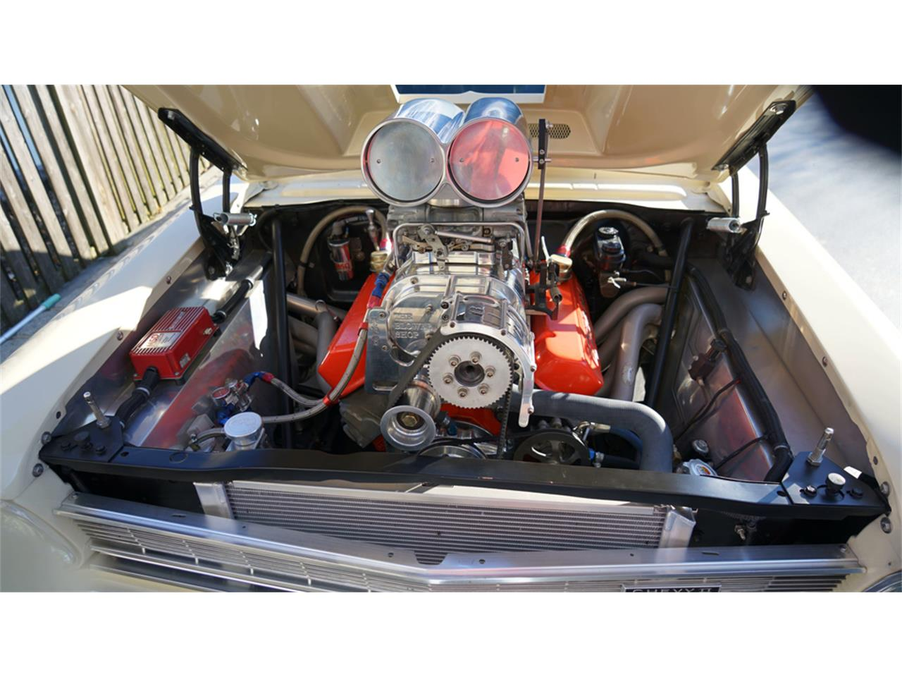 Large Picture of Classic 1966 Chevy II Nova Offered by Fiore Motor Classics - PH1L
