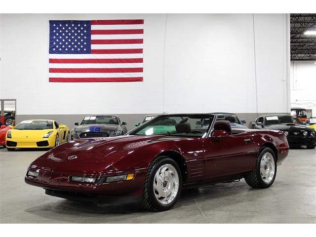 Picture of '93 Chevrolet Corvette located in Michigan - $40,900.00 Offered by  - PH1Q