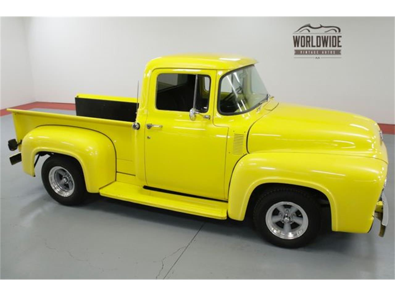 Large Picture of Classic '56 Ford F100 - $23,900.00 Offered by Worldwide Vintage Autos - PH1T
